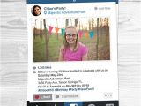Instagram Party Invitations Instagram Birthday Party Invitations Party by