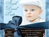 Invitation Card Design for Baptism Modern Boy Baptism Invitation Golden Cross Baby son S