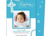 Invitation Card for Baptism Of Baby Boy Template Baby Baptism Christening Invitations Printable Diy Infant