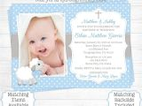 Invitation Card for Baptism Of Baby Boy Template Baptism Invitation Template Baptismal Invitation