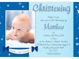 Invitation Card for Baptism Of Baby Boy Template Birthday Invitations Christening Invitation Cards