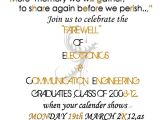 Invitation Card for Farewell Party to Seniors 10 Amazing Invitation Matter for Farewell Party to
