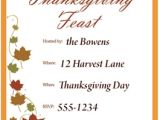 Invitation Card for Thanksgiving Party Print A Customizable Thanksgiving Invite From Hgtv Hgtv