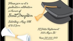 Invitation Cards for Graduation 43 Printable Graduation Invitations Free Premium