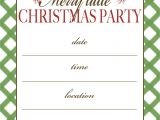Invitation for A Christmas Party Free Printable Christmas Party Invitation Moritz Fine