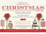Invitation for A Christmas Party Wording Christmas Party Invitation Wording From Purpletrail