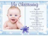 Invitation for Baptism Sample Baptism Invitation Baptism Invitations for Boys New