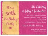 Invitation for Birthday Party Quotes Quotes for 50th Birthday Invitations Quotesgram