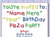 Invitation for Birthday Party Sample My Design solutions Samples