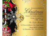 Invitation for Christmas Dinner Party Christmas Dinner Party Invitations Oxyline E77ad94fbe37