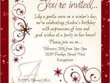 Invitation for Lunch Party Samples Woman 39 S Birthday Lunch Invitation Winter Party Chic