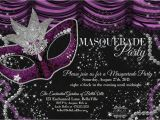 Invitation for Masquerade Party Bella Luella Masquerade Parties for Spring and Summer
