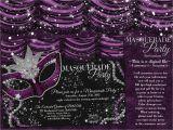 Invitation for Masquerade Party Masquerade Party Invitations Digital Invitations