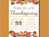 Invitation for Thanksgiving Party to Teachers Thanksgiving Invitation Thanksgiving Invite