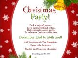 Invitation for the Christmas Party Christmas Party Invitation Wordings Wordings and Messages