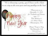 Invitation Ideas for New Years Eve Party New Years Eve Invitation Wording Template Resume Builder