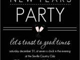 Invitation Ideas for New Years Eve Party Nye Party Invitation by Purpletrail Com New Years Eve