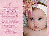 Invitation Letter for Baptism Baptism Invitation Baptism Invitation Wording Baptism