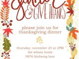 Invitation Letter for Thanksgiving Party 20 Best Ideas About Thanksgiving Invitation On Pinterest