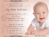 Invitation Message for Birthday and Baptism Baptism Invitation Wording Samples Wordings and Messages