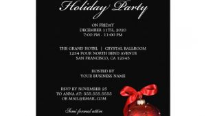 Invitation to Company Holiday Party Corporate Holiday Party Invitations