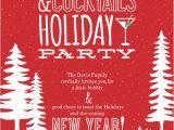 Invitation to Company Holiday Party Pany Christmas Party Invitations