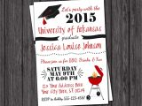 Invitation to High School Graduation Party Graduation Party Invites Party Invitations Templates