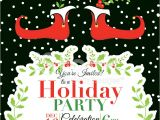 Invitation to the Christmas Party Christmas Party Invitations Templates