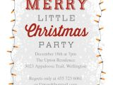 Invitation to the Christmas Party Free Printable Holiday Party Invitation Templates