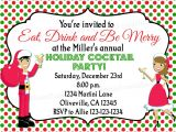 Invitation to the Christmas Party Funny Christmas Party Invitation Wording Ideas