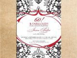 Invitation Wording for 60th Birthday Party 20 Ideas 60th Birthday Party Invitations Card Templates