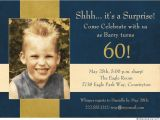 Invitation Wording for 60th Birthday Party Free 60 Surprise Birthday Invitation Template Wording