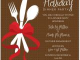 Invitation Wording for Christmas Dinner Party 50 Printable Dinner Invitation Templates Psd Ai Free