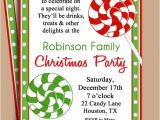 Invitation Wording for Christmas Dinner Party Christmas Party Invitation Wording Template Best