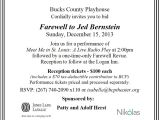 Invitation Wordings for Farewell Party formal Farewell Reception Invitation Wording Idea Emuroom
