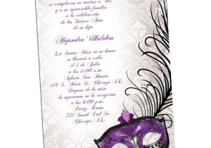 Invitations De Quinceanera 17 Best Images About Invitaciones Xv On Pinterest
