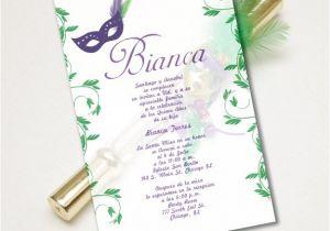 Invitations De Quinceanera Quinceanera Invites Quinceanera Directory