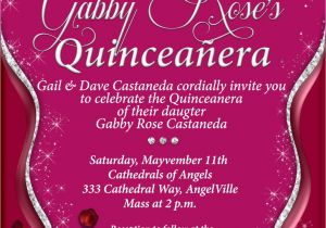 Invitations De Quinceanera Quinceanera Quinceanera Invitations Diamond Quinceanera