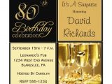Invitations for 80th Birthday Surprise Party Surprise 80th Birthday Party Invitations