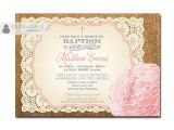Invitations for A Baptism Baptism Invitation Free Baptism Invitations to Print