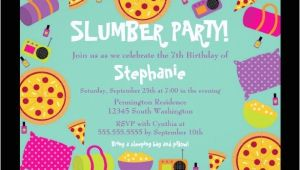 Invitations for Sleepover Party Templates 11 Creative Slumber Party Invitation Templates Designs