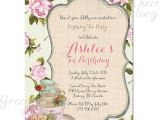 Invitations to A High Tea Party 47 Best Images About Just for the Girls On Pinterest