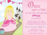 Invite A Princess to Your Party Princess Birthday Party Invitations Printable Invites