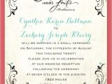 Invite for Wedding Reception Wording How to Word Your Reception Only Invitations Ann 39 S Bridal
