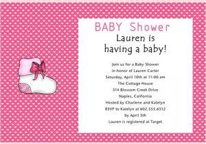 Invite to Baby Shower Wording Baby Shower Invitation Wording Baby Shower Invitations
