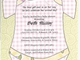 Invite to Baby Shower Wording Baby Shower Invitations Simple Design Baby Shower