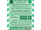 Irish Baby Shower Invitations Irish Baby Shower Invitation