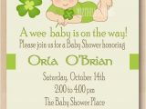 Irish Baby Shower Invitations Unavailable Listing On Etsy