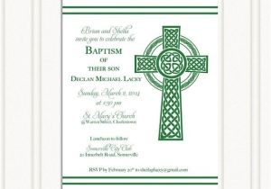 Irish Baptism Invitations 15 Best Images About Irish Christening On Pinterest