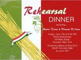 Italian themed Birthday Party Invitations Easy Italian themed Dinner Party Home Party theme Ideas